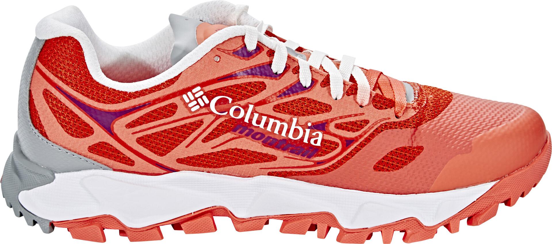 Columbia Trans ALPS F.K.T. II Chaussures Femme, super sonicwhite